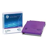 HPE - LTO Ultrium WORM 6 x 1 - 2.5 TB - storage media