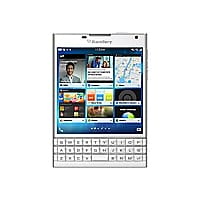 BlackBerry Passport blanc - 4G HSPA+ - 32 Go - GSM - smartphone BlackBerry