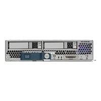 Cisco UCS B200 M2 Blade Server - blade - no CPU - 0 GB