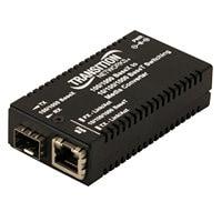 Transition Networks Stand-Alone Mini Gigabit Ethernet Media Converter - fib