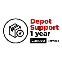 Lenovo Depot Repair - extended service agreement - 1 year
