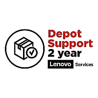 Lenovo Depot Repair - extended service agreement - 2 years