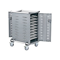 Anthro Laptop Storage Cart 20 Unit - notebook cart