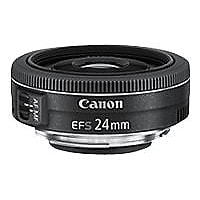 Canon EF-S lens - 24 mm