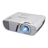 ViewSonic LightStream PJD6552LWS - DLP projector - portable - 3D - LAN
