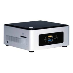 Intel Next Unit of Computing Kit NUC5CPYH - mini PC - Celeron N3050 1.6 GHz