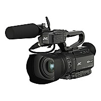 JVC 4KCAM GY-HM200U - camcorder - Fujinon - storage: flash card
