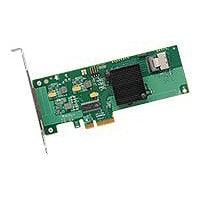 Avago SAS 9211-4i - storage controller (RAID) - SATA 6Gb/s / SAS - PCIe 2.0