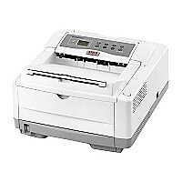 OKI B4600n - printer - monochrome - LED