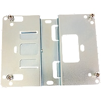 Cradlepoint network device mounting bracket
