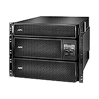 APC Smart-UPS SRT 8000VA RM - UPS - 8000 W - 8000 VA - with 208V to 120V
