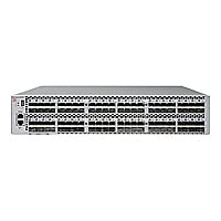 Brocade 6520 - switch - 96 ports - managed - rack-mountable - with 96x 16 G