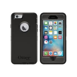 OtterBox Defender Series Apple iPhone 6/6s Black Protective Case