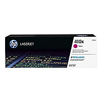 HP 410X - High Yield - magenta - original - LaserJet - toner cartridge (CF4