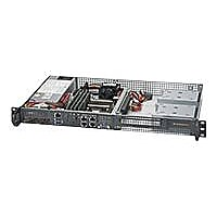 Supermicro SuperServer 5018D-FN4T - rack-mountable - Xeon D-1540 2 GHz - 0