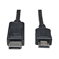 Tripp Lite DisplayPort to HD Cable Adapter HDCP 1080P M/M 3' 3ft