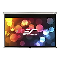Elite Screens Manual Series M99NWS1 - projection screen - 99 in (252 cm)