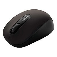 Microsoft Bluetooth Mobile Mouse 3600 - mouse - Bluetooth 4.0 - black