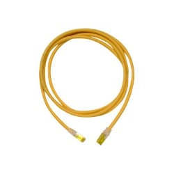 Ortronics Clarity patch cable - 7 ft - yellow