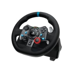 Logitech G29 Driving Force - wheel and pedals set - wired
