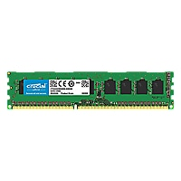 Crucial - DDR3L - 4 GB - DIMM 240-pin - unbuffered