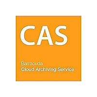 Barracuda Cloud Archiving Service - subscription license (3 years) - 1 user
