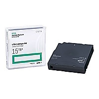 HPE Ultrium RW Data Cartridge - LTO Ultrium 7 x 1 - 6 TB - storage media