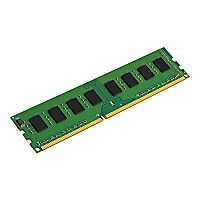 Kingston - DDR3 - 8 GB - DIMM 240-pin - unbuffered