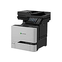 Lexmark CX725dthe - multifunction printer - color