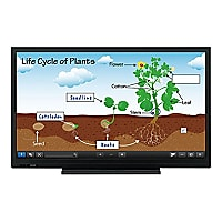 "Sharp PN-C703B Aquos Board - 70"" Class (69.5"" viewable) LED display"