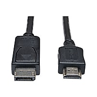 Tripp Lite 15ft DisplayPort to HDMI Audio/Video Adapter Cable M/M 1080p 15'