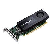 NVIDIA Quadro K1200 - graphics card - Quadro K1200 - 4 GB