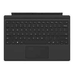 Microsoft Surface Pro 4 Type Cover - keyboard - with trackpad, acceleromete
