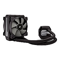 CORSAIR Hydro Series H80i v2 High Performance Liquid CPU Cooler - processor