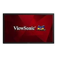 "ViewSonic CDE6502 65"" Class (64.5"" viewable) LED display"