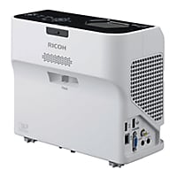 Ricoh 3500lm WXGA Std Wired & Wireless Network Ultra Short Throw Projector