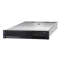 Lenovo System x3650 M5 - rack-mountable - Xeon E5-2640V4 2.4 GHz - 64 GB -