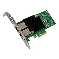 Intel Ethernet Converged Network Adapter X550-T2 - network adapter