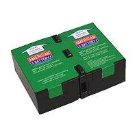 ABC RBC123 - UPS battery - lead acid - 7 Ah