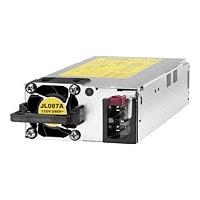 HPE Aruba X372 - power supply - hot-plug / redundant - 1050 Watt