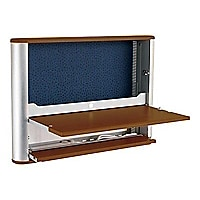 Anthro eNook Standard - wall-mounted workstation