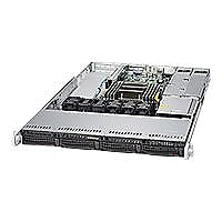 Supermicro SuperServer 5018R-WR - rack-mountable - no CPU - 0 GB