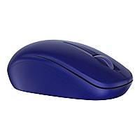 Dell WM126 - mouse - 2.4 GHz - blue