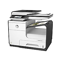 HP PageWide Pro 477dn - multifunction printer - color