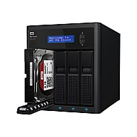 WD My Cloud EX4100 WDBWZE0320KBK - NAS server - 32 TB
