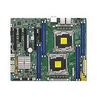 SUPERMICRO X10DAL-i - motherboard - ATX - LGA2011-v3 Socket - C612