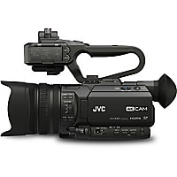 JVC 4KCAM Compact Camcorder with Handle