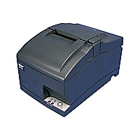 Star SP742MU GRY US R - receipt printer - two-color (monochrome) - dot-matr