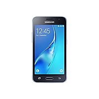 Samsung Galaxy J1 (2016) - SM-J120W - black - 4G HSPA+ - 8 GB - GSM - smart