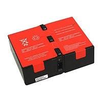 ABC RBC124 - UPS battery - lead acid - 9 Ah